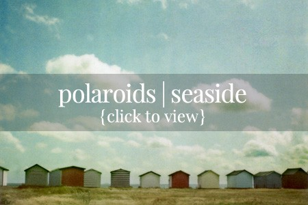 Polaroids | seaside