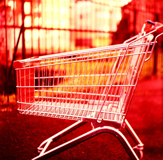 xpro - shopping trolley
