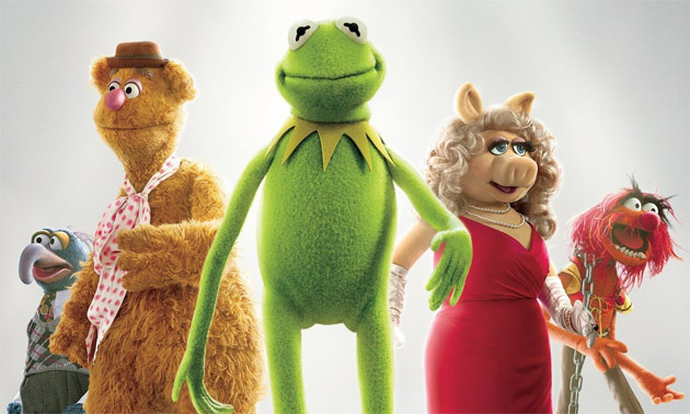 some muppets