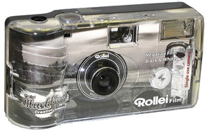 rollei blackbird single-use camera