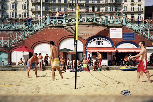 brighton beach-volleyball
