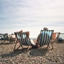 A day in Brighton with my new Yashica T3