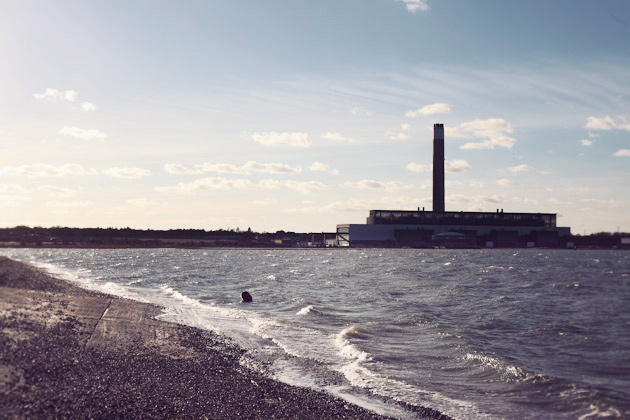 calshot powerstation